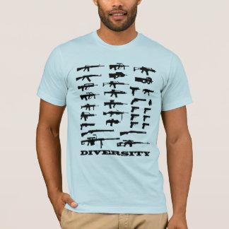 Gun Diversity T-Shirt