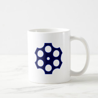 Gun drum gun more cylinder coffee mugs