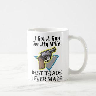 Gun for Wife Coffee Mug