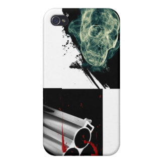 gun cover for iPhone 4