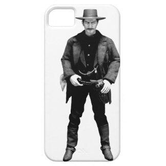Gun Man iPhone 5 Cover