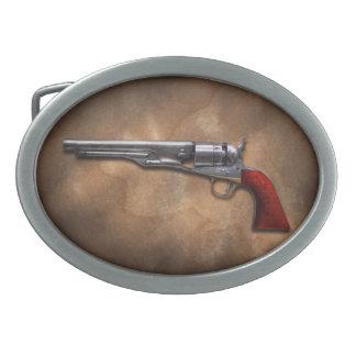 Gun - Model 1860 Army Revolver Belt Buckle