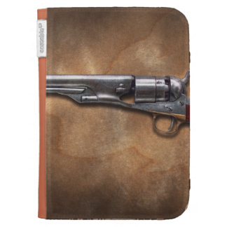 Gun - Model 1860 Army Revolver Cases For The Kindle