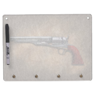 Gun - Model 1860 Army Revolver Dry Erase Whiteboards