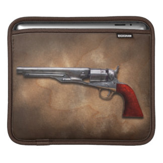Gun - Model 1860 Army Revolver iPad Sleeve