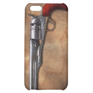 Gun - Model 1860 Army Revolver iPhone 5C Case