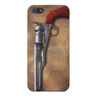 Gun - Model 1860 Army Revolver Cover For iPhone 5