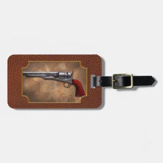 Gun - Model 1860 Army Revolver Tag For Luggage