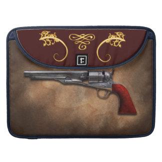 Gun - Model 1860 Army Revolver MacBook Pro Sleeve