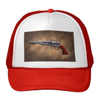 Gun - Model 1860 Army Revolver Mesh Hat