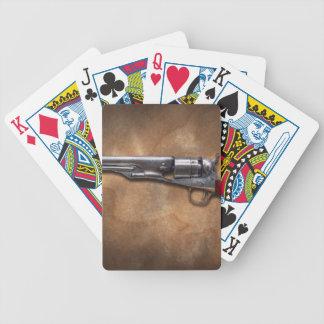 Gun - Model 1860 Army Revolver Poker Deck