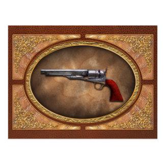 Gun - Model 1860 Army Revolver Post Cards