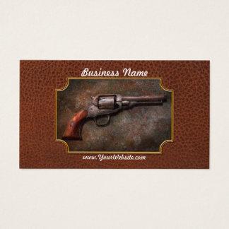 Gun - Police - Dance for me Business Card