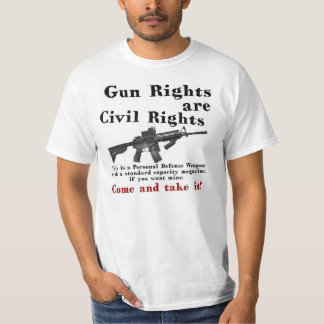 Gun Rights are Civil Rights T-Shirt