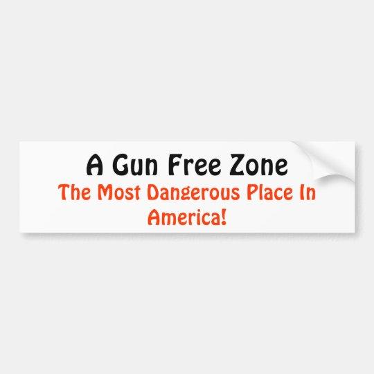 Gun Rights Bumper Sticker