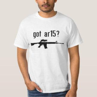 gun rights 'got AR 15?' pro gun 2nd amendment T-Shirt