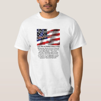 Gun rights-Protecting Freedom T-Shirt