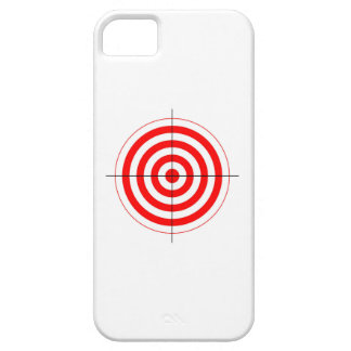 gun shooting range bulls eye target symbol iPhone 5 case