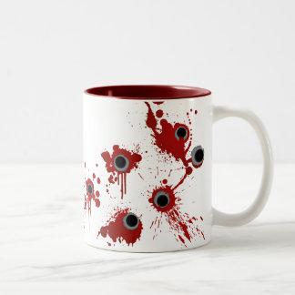 Gun Shot Mug