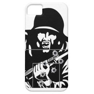 Gun target iphone case