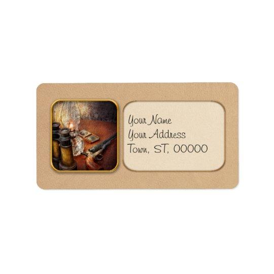 Gun - The adventures code Label