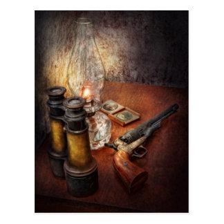 Gun - The adventures code Post Cards