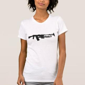 Gun Trumpet t-shirt
