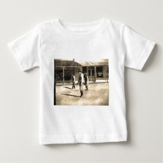 Gunfight Ready Vintage Old West Baby T-Shirt