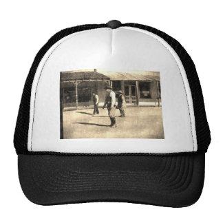Gunfight Ready Vintage Old West Trucker Hats