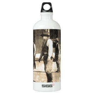 Gunfight Ready Vintage Old West SIGG Traveller 1.0L Water Bottle