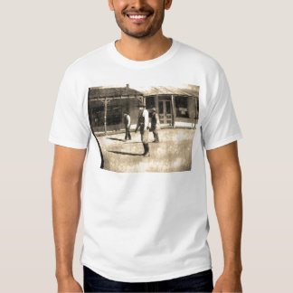 Gunfight Ready Vintage Old West Tshirts