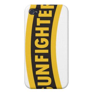 Gunfighter iPhone Case iPhone 4 Cases