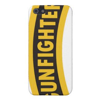 Gunfighter iPhone Case iPhone 5 Case