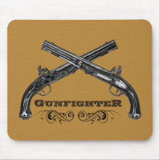Gunfighter Mousemat
