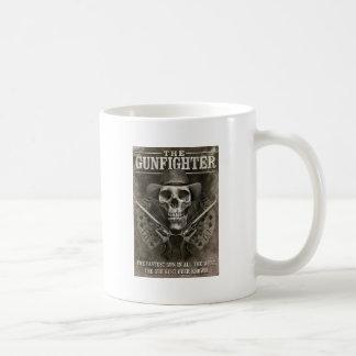 Gunfighter Basic White Mug