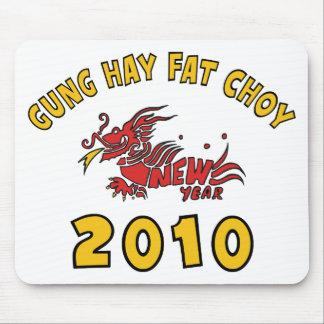Gung Hay Fat Choy 2010 Gift Mouse Pad