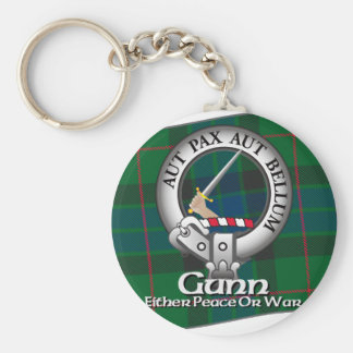 Gunn Clan Key Ring