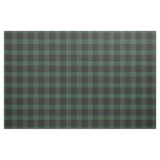 Gunn clan Plaid Scottish tartan Fabric