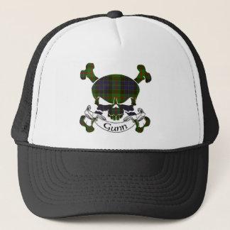 Gunn Tartan Skull Hat