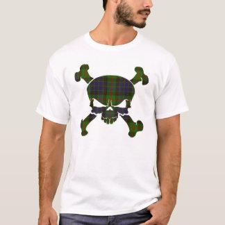 Gunn Tartan Skull No Banner Shirt
