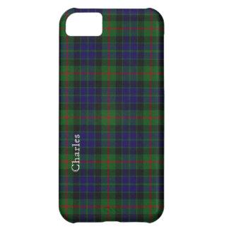 Gunn Traditional Tartan Plaid iPhone 5C Case