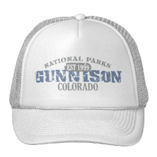 Gunnison National Park Cap