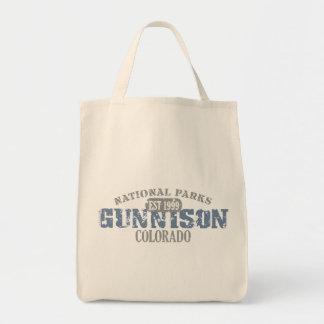 Gunnison National Park Grocery Tote Bag