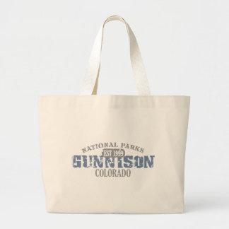 Gunnison National Park Jumbo Tote Bag