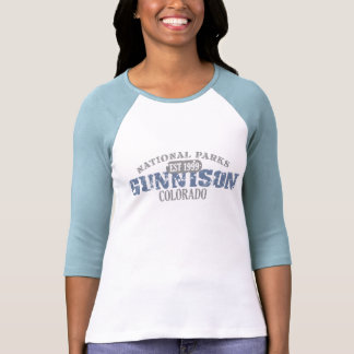 Gunnison National Park T Shirt