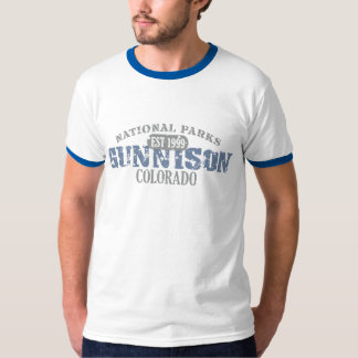 Gunnison National Park Tshirts