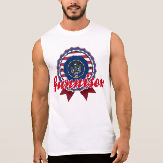 Gunnison, UT Sleeveless Tees