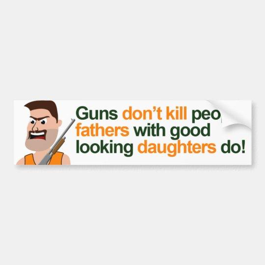 Guns4fathers Bumper Sticker
