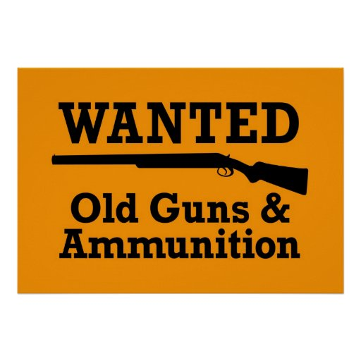 Guns & Ammuntion Poster
