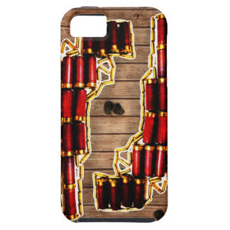 Guns and bullets iPhone 5 cases